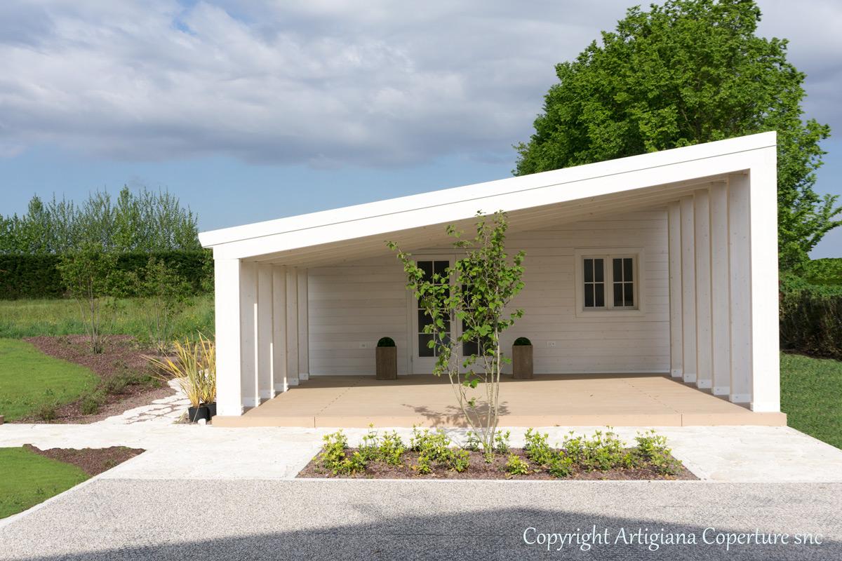 Casetta Giardino In Alluminio : Casetta da giardino in legno a due falde classic
