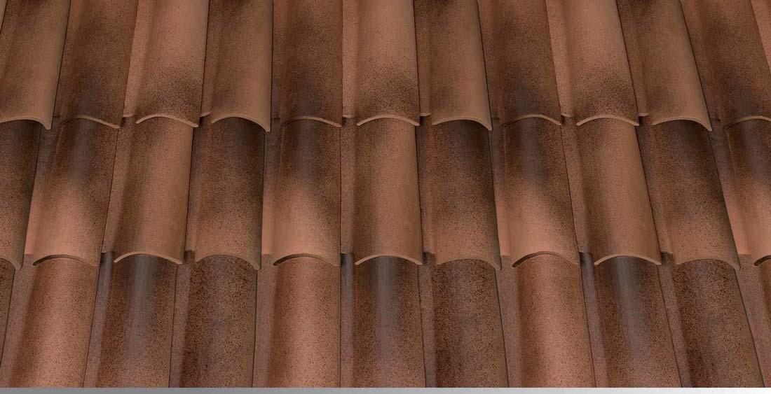 Coperture in legno con tegole in cotto e coppi for Botole per tetti prezzi
